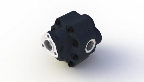40 SERIES GEAR PUMP