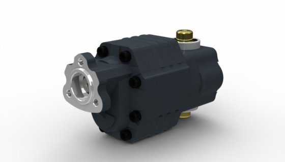 30 SERIES DPV GEAR PUMP